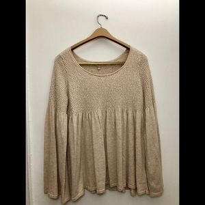 ANTHROPOLOGY KNITTED TOP!!